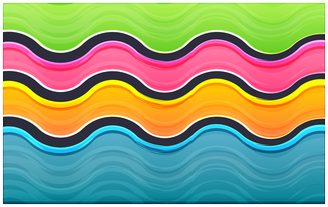 Colour Wave by duckfarm