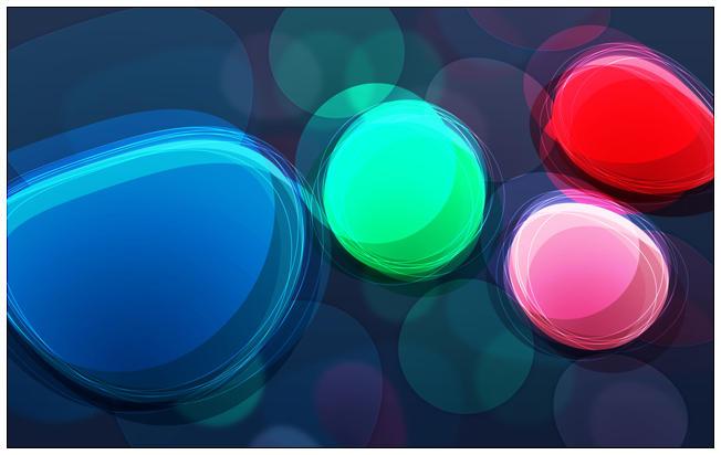 Glow Stones by duckfarm