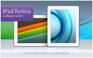 iPad Retina Wallpaper Pack 1