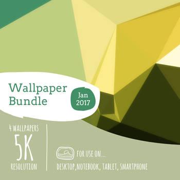 Wallpaper Bundle Jan 2017 by duckfarm