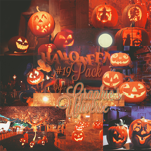 Texture Pack #19 Halloween by Graphic's Universe by ...