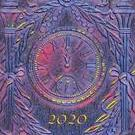 Paper Portals - horloge de minuit by Yesterdays-Paper