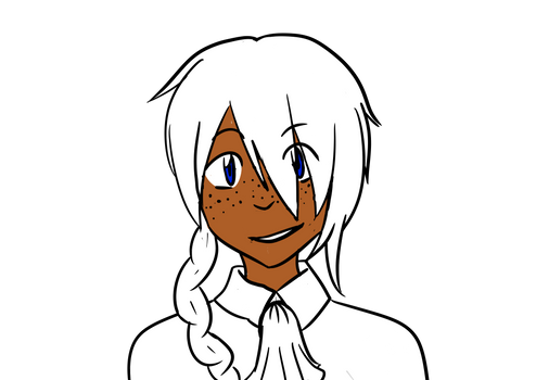 [OC ] Unnamed Protagonist ( GIF )