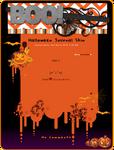 [ Halloween Journal Skin ]