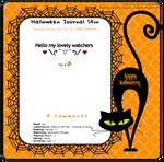 [ Halloween Cat Skin ]