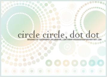 Circle Circle, Dot Dot