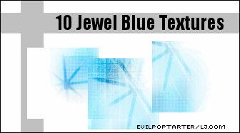 Jewel Blue Textures