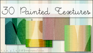 30 Painted Textures