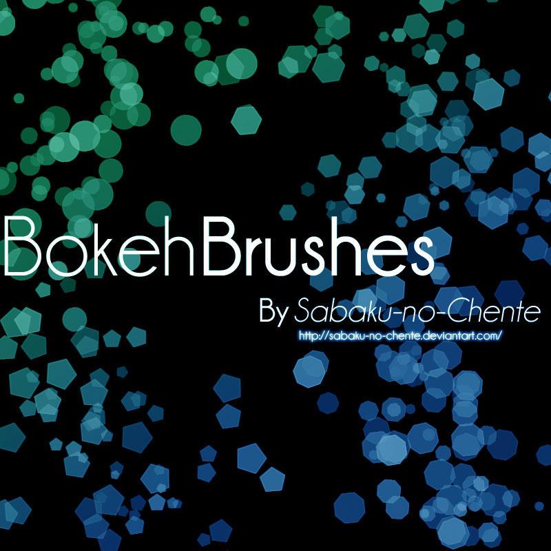 Bokeh Brushes by Sabaku-no-Chente