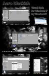 Aero Blackish for Windows 7