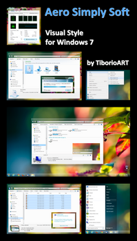 Aero Simply Soft for Win7