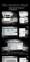 Win Modern Black for Win 7