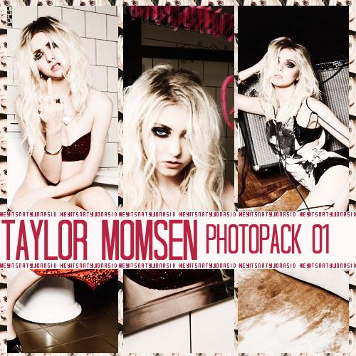 Taylor Momsen Photopack 01 by HeyItsNatyJonas1D