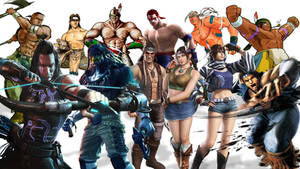 Video Game Archetypes: Native American Fighters