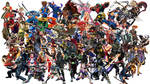 Video Games Archetypes: Fighting Ninjas