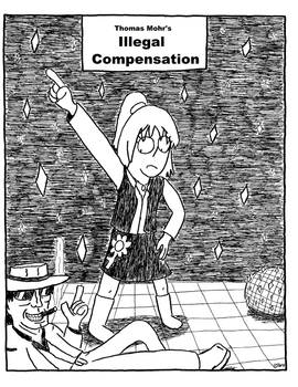 Illegal Compensation 13 Page Preview