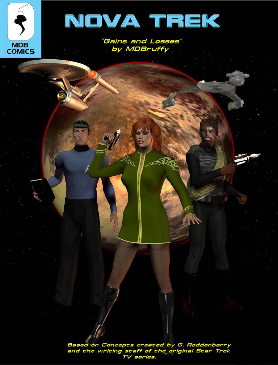 NT1-Nova Trek- Gains and Losses by mdbruffy