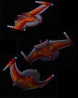 Modified Bird Of Prey By Mdbruffy by mdbruffy