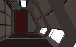 Turbo Lift doors by mdbruffy