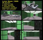 Lunar Base- 1999