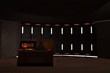 Klingon Transporter by mdbruffy