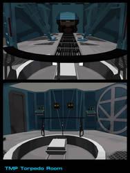 Collected TMP Torpedo Room by mdbruffy