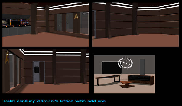 Admiral's Office