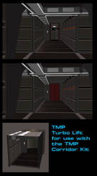 TMP Turbo Lift by mdbruffy