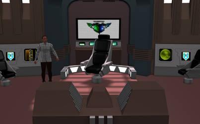 Collected NG Romulan Bridge