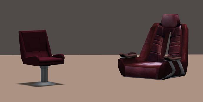 1701-E Chairs