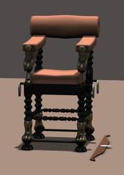 T'Pau's chair