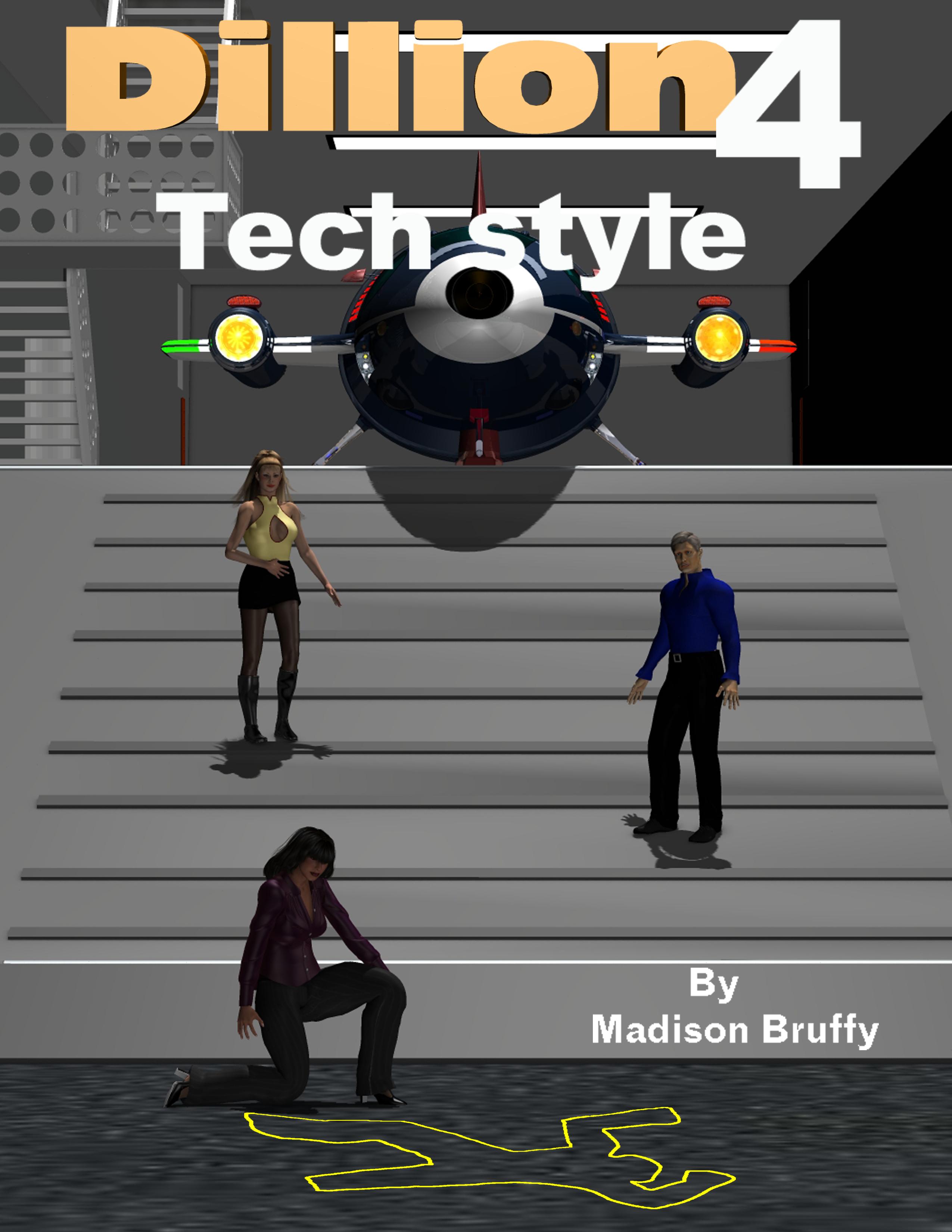 Dillion 4- Tech Style by mdbruffy