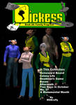 Dickess: Book 20:  Family Progress