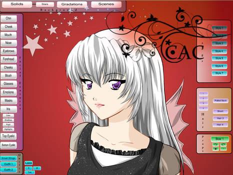 Create A Character - Female V by Crysa