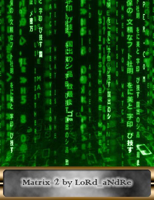 Matrix 2 gimp version by sakuragem12