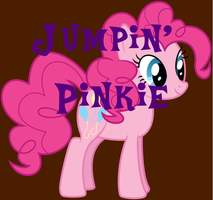 Jumpin' Pinkie by tropicolacrescent