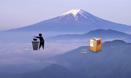Compact Trash 1.0 by chumeodihia