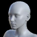 ROTTR Lara Croft Head Morph for G8F