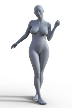 Julia Kyoka - Head and Body Morphs for G8F