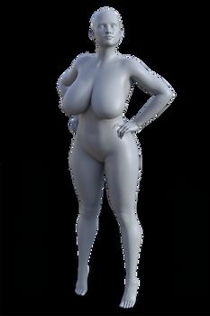 Demmy Blaze - Full Head and Body Morphs for G8F