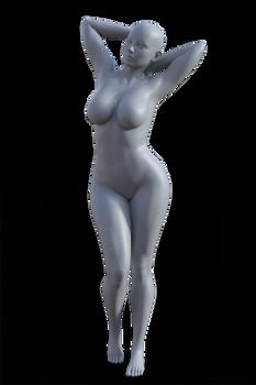 Maria Nagai - Full Head and Body Morphs for G8F