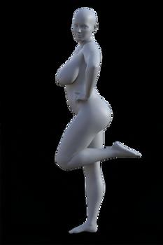Codi Vore - Full Head and Body Morphs for G8F