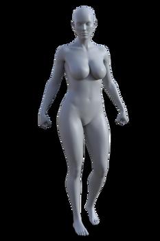 Lynda Carter - Full Head and Body Morphs for G8F