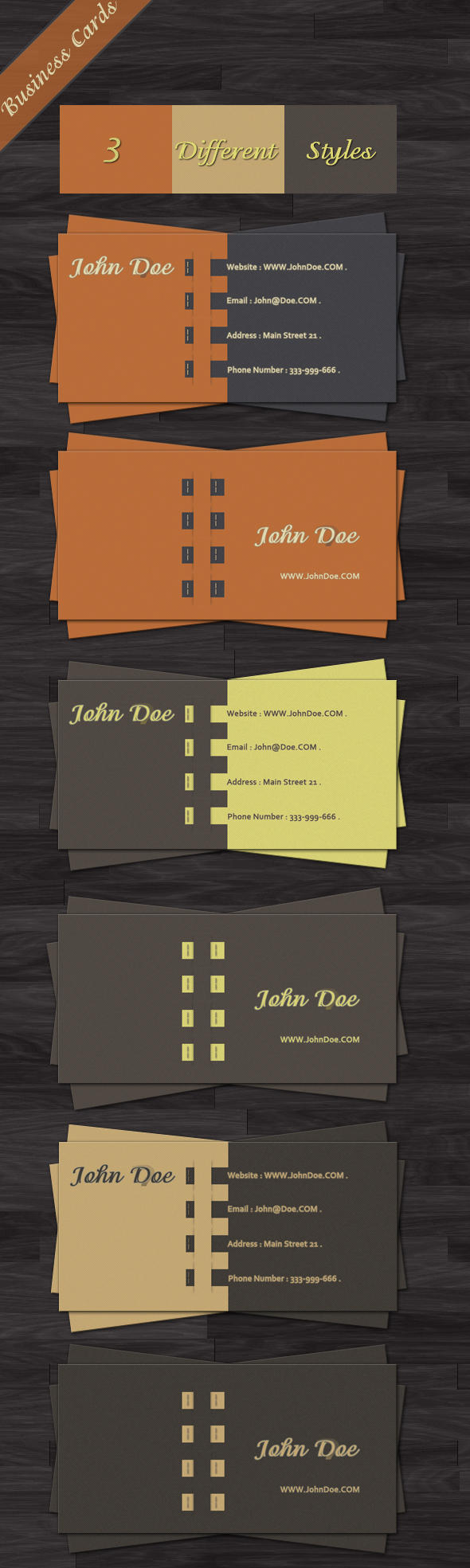 Business Is Business ,Free PSD by SameehShkeer
