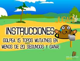 Topazos wack a mole by melolonta