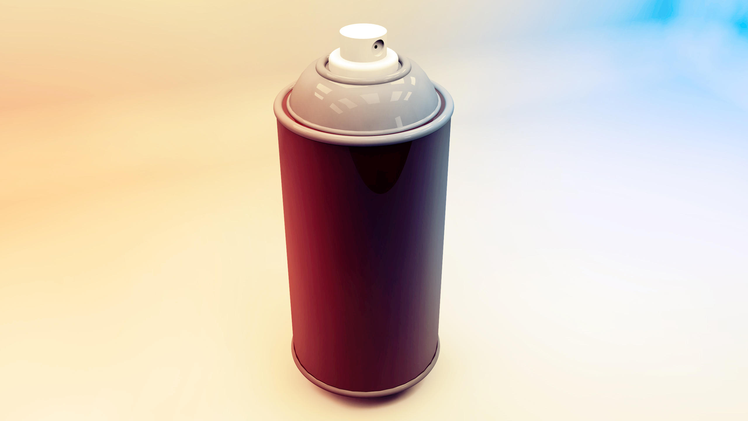 Spray Can Model Template 4 Cinema 4d By Wybi On Deviantart