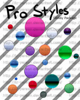 Pro Styles-Glossy Package by IZ-Person