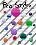 Pro Styles-Glossy Package