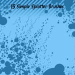 15 Simple Splatters