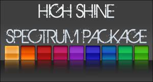 High Shine Spectrum Styles by IZ-Person